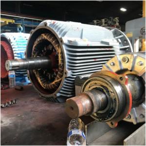 ремонт асинхронного двигателя