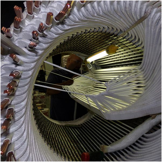 периодичность текущего ремонта электродвигателей